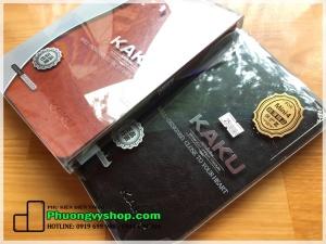 (Mẫu 1) Bao da hiệu KAKU Ipad mini 4